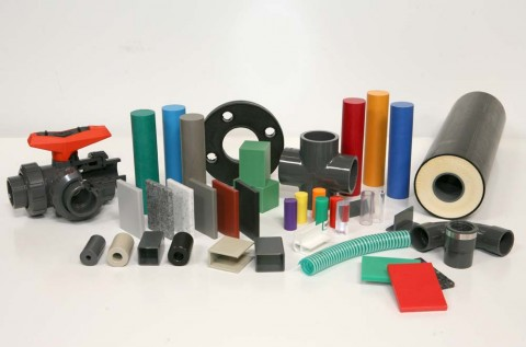 Kunststoff-Fertigteile