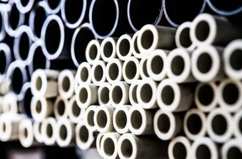 Kunststoff-Rohrleitungssysteme bei Buck & Sohn