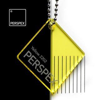 PERSPEX (Acrylglas/PMMA) Farbe 2202