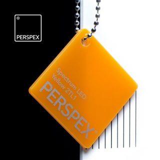 PERSPEX (Acrylglas/PMMA) Farbe 2TL1