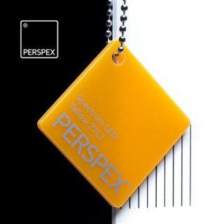 PERSPEX (Acrylglas/PMMA) Farbe 2TL3
