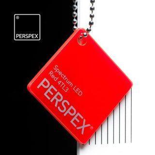 PERSPEX (Acrylglas/PMMA) Farbe 4TL3