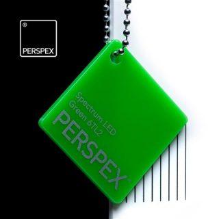 PERSPEX (Acrylglas/PMMA) Farbe 6TL2