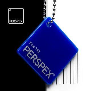 PERSPEX (Acrylglas/PMMA) Farbe 743