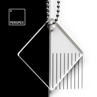 PERSPEX (Acrylglas/PMMA) Farbe F000