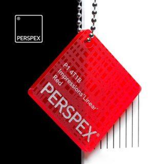 PERSPEX (Acrylglas/PMMA) Farbe P1-4T1B